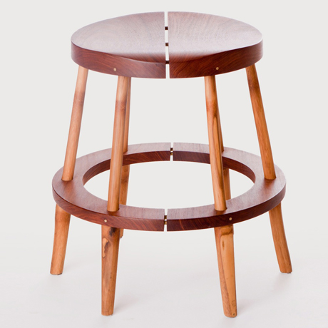 Accessories Low Perch Stool 01