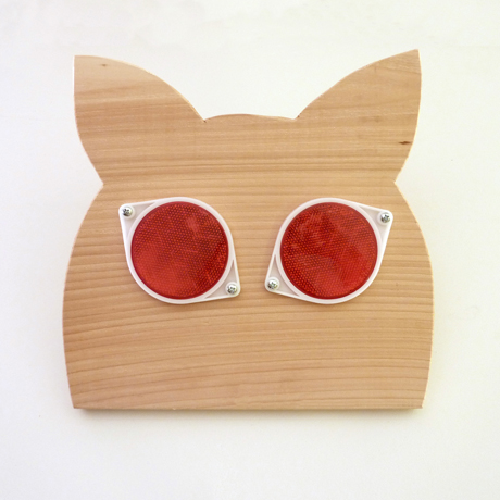 Modern Rustic Animal Guide Owl 01