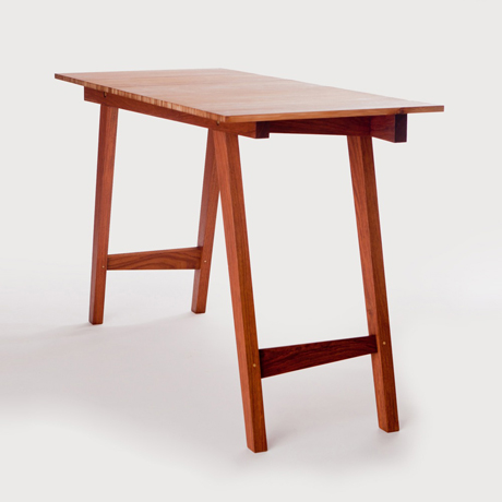 Simple Office Table 01