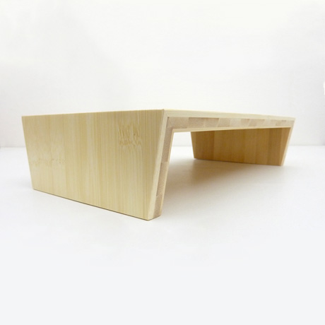 Contemporary Handcrafted Bamboo Wood Furniture Accessories
